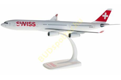 Airbus A340-300 Swiss HB-JMC