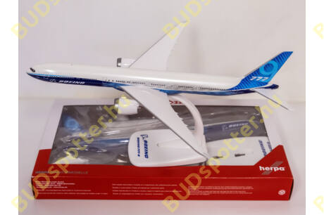 Boeing 777-9 Boeing House Colors N779XW