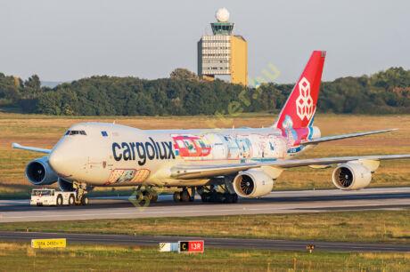 Cargolux CV425 2018.09.18.