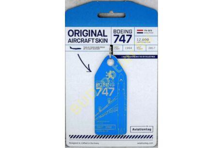 KLM B-747 PH-BFR