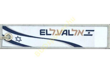 EL-AL kulcstartó