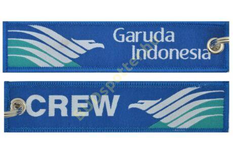 Garuda Indonesia Crew kulcstartó