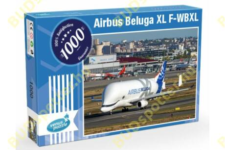 Puzzle Beluga XL F-WBXL