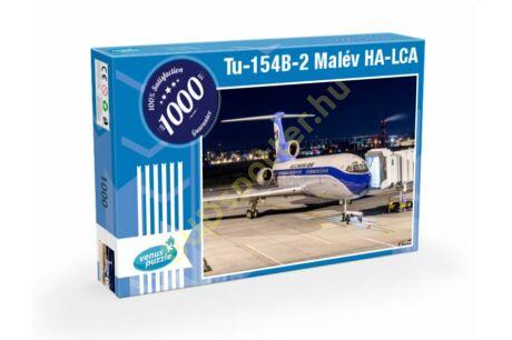 Puzzle Malév Tu-154 HA-LCA