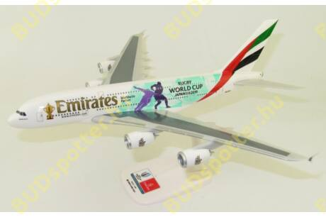 Emirates A380-800 A6-EEU
