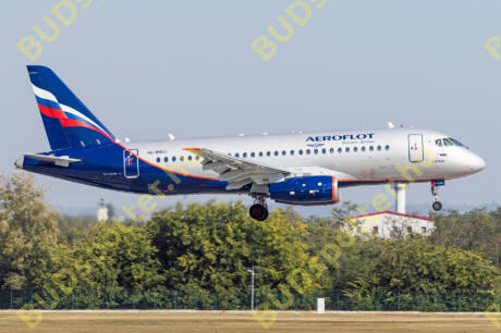 Aeroflot SU2030 2018.10.06.