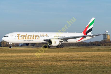 Emirates EK112 2018.11.04.