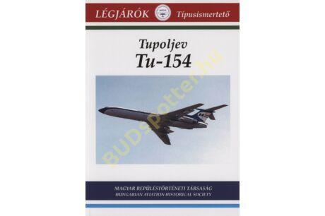 Légjárók Tu-154