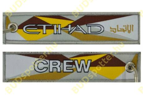 Etihad Crew kulcstartó