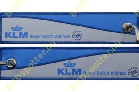 KLM RDA kulcstartó