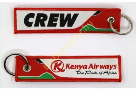 Kenya Crew kulcstartó