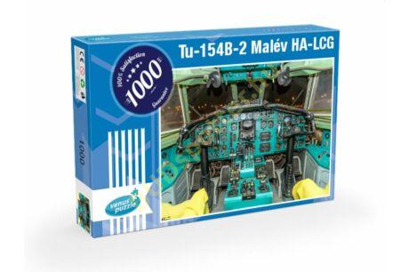 Puzzle Malév Tu-154 HA-LCG